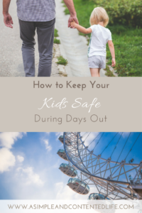 Would you know what to do if you became separated from your child? Here's how to keep your kids safe when out and about this summer.
