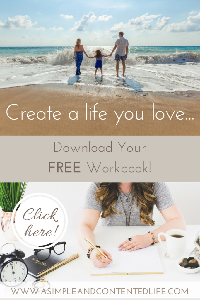 Reduce the overwhelm, take back control and create a life you love with this five-part series and FREE workbook.