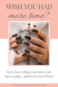 How to Find More Time for You   Health and Style Club