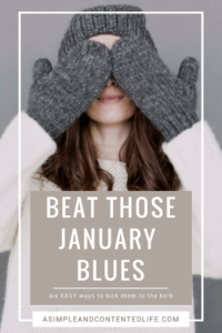 Looking to Beat the January Blues? All the excitement of Christmas can make January feel a little flat and dull. Avoid being struck by Blue Monday with these six ways to kick January blues to the kerb.