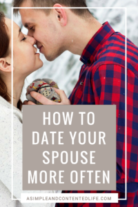 Looking to spend more time with your spouse? Wish you had more date nights in your diary? A Year of Dates is the answer! Discover what a Year of Dates is and how it can help you date your other half a lot more often than once every six months in this post.