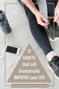Do you want to become the best version of yourself? Then you need to be setting habits, NOT resolutions! But what habits should you set? Here are THE 12 habits you need to adopt RIGHT NOW if you want to dramatically improve your life AND become the BEST version of YOURSELF.