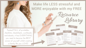A Simple and Contented Life Resource Library
