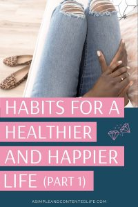 Are your habits helping you live your best life? Maybe you're looking for some new habits to help you improve your life, habits that'll not only help you accomplish your goals but make life LESS stressful and MORE enjoyable too but you're not sure which ones to adopt? Well, watch this video - which is part two of this mini-series - because I'm revealing the last 6 habits that help me not only make daily life easier to manage but help me be more organised, get more done and feel healthier and happier so that you can try them too. Want to know what the best habits to start with are and which habits can transform your life? Well, I've tried quite a few different habits over the years and these are the ones that have produced the best results for me. And so, if you want to dramatically improve your life, these habits are a great place to start!