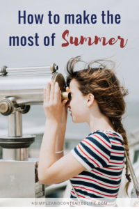 Do you want to be more intentional with your time this summer? Find EVERYTHING you need to make the most of summer with your kids this year in this post.