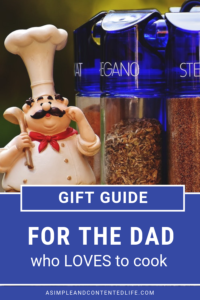 Christmas gifts for dads who cook