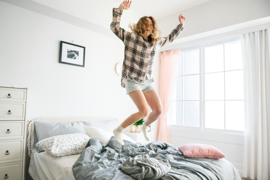 Seven Sure-fire Ways to Get Out of Bed in the Morning
