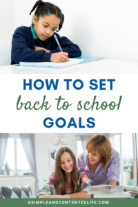 This post is a guest post by Mattie from Growing the Givens. In it, she's sharing her top tips for making the most out of the school year. Never tried back to school goal-setting before? This is the year to give it a go! Want to know how? Keep reading!