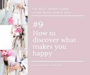 Image banner linking to the blog post: How to discover what makes you happy