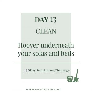 Day 13 - Hoover