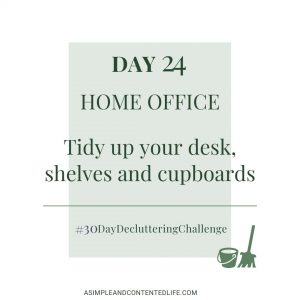 Day 24 - Home Office