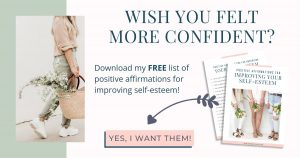 Positive Affirmations for Improving Self-Esteem
