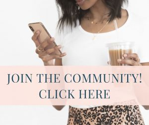 Click Here to Join the Facebook Community