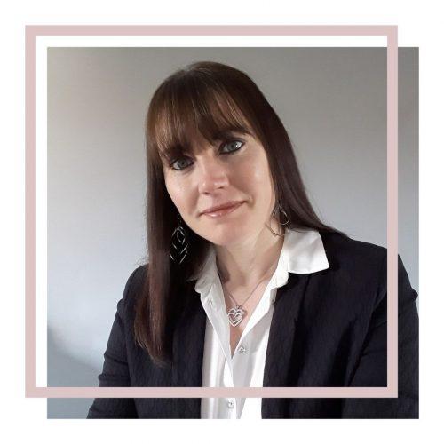 Author image: Sarah Dew - Certified Master Life Coach