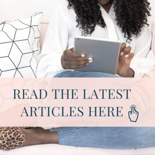 Click here to check out what's new on the blog.